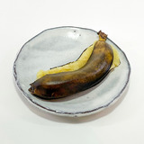 「緑茶×バナナ」ドリンクの作り方2