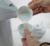 簡単な湯冷ましの方法4(60度)