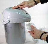 簡単な湯冷ましの方法1(90度)