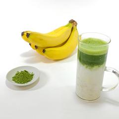 「緑茶×バナナ」バワーで今こそ免疫力アップ