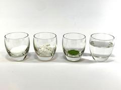 抹茶わらびモチモチラテの作り方(材料・抹茶わらび餅)