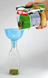 粉末緑茶用ボトルを作って気軽に飲んでみよう2