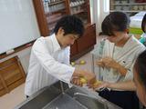 日本茶の楽しみ方・鹿児島南高校05