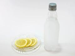 抹茶ゼリードリンクの作り方(材料2)