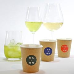 「CHAKOSSHI」を使った茶×焼酎の作り方をご紹介♪