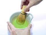 豆乳×サイダー×粉末緑茶の作り方04