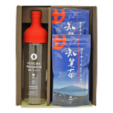 知覧深蒸し茶桜島 ボトルセット