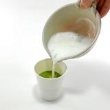 抹茶ラテの作り方5