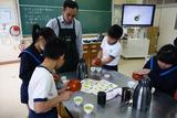 美味しいお茶のいれ方授業山下小学校02