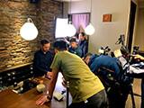 2019.05 香港テレビ「VIU-TV」収録3