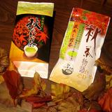 カードを添えて贈るなら「秋茶物語」がおすすめ