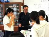 日本茶の楽しみ方・鹿児島南高校02
