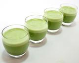 抹茶クリームプリン(作り方4)
