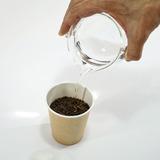 [ほうじ茶×焼酎 ソーダ割り]作り方2