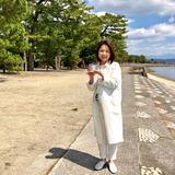 重富海岸なぎさミュージアム横(POCO-CAFE/中村紫穂さん)