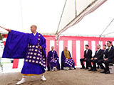 2019.04 新抹茶工場 地鎮祭4