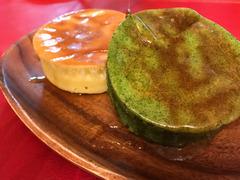 抹茶ホットケーキのレシピ16