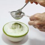 抹茶ソイラテ 作り方8