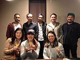 2019.03 香港より 後閑信吾氏、世界的バーテンダーの方々来店2