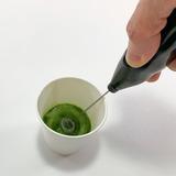 抹茶ラテの作り方3