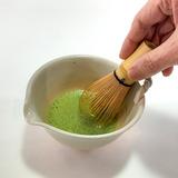「緑茶×バナナ」ドリンクの作り方6