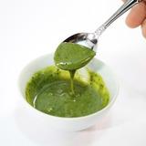粉末緑茶で美味チョコソース・作り方3