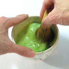 「抹茶プレミアム」の美味しい淹れ方