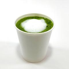 「ほろ苦」好きには抹茶ラテ