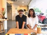 黒田陽史氏と奥様