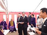 2019.04 新抹茶工場 地鎮祭7