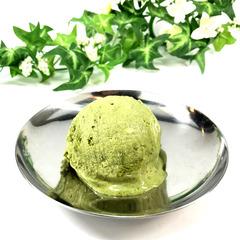 緑茶アイス