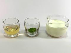 チーズティーの作り方【材料・抹茶ミルク】