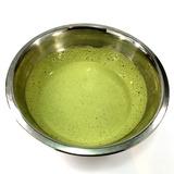緑茶アイス3