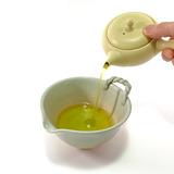 「新茶×知覧茶ジャムnoもちもちアフォガード」の作り方3