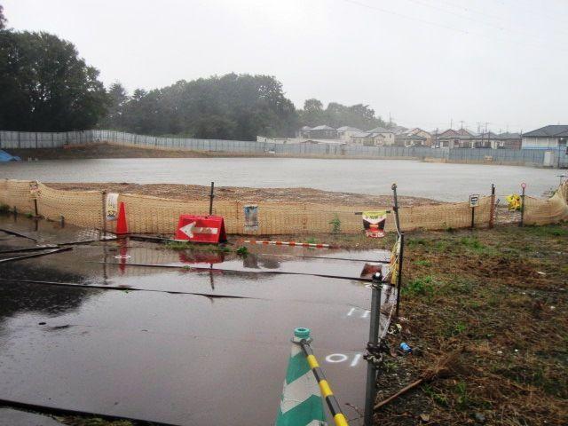 前野宿調整池