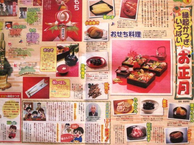 おせち料理 (2)