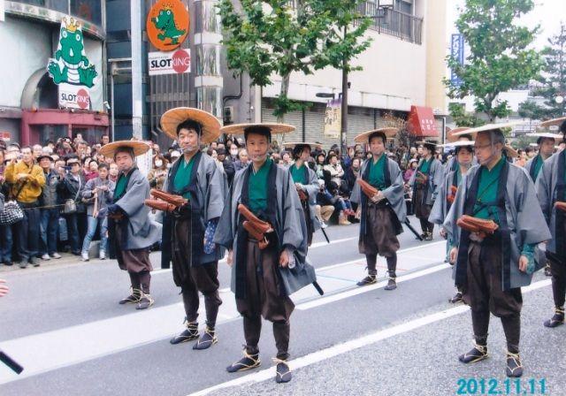 日光社参祭