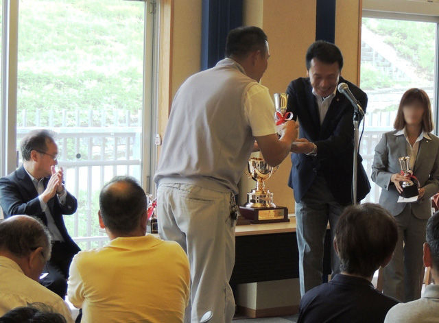 川口市民ゴルフ大会