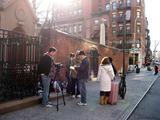 filming amy's walk - juri