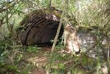 恋人岬の掩体壕4