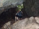 2月のトレッキング・パガット洞窟