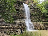 ロウアー・シグア・フォールズ Lower Sigua Falls