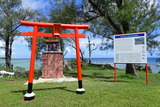 グアム鎮魂社 GUAM CHINKON SHRINE