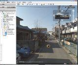 Google Earth ストリートビュー