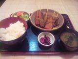A定食(静岡おでん)