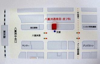 八重洲地図3
