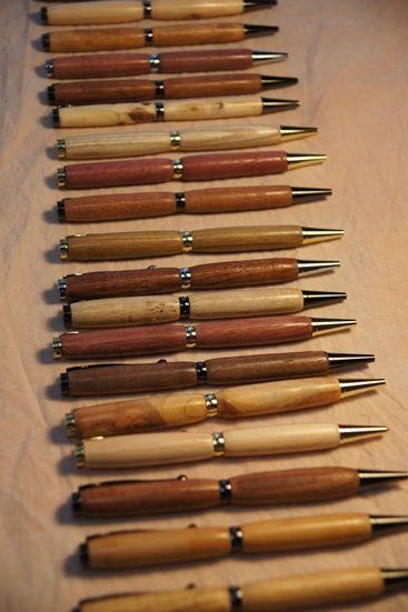ボールペンも