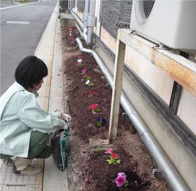 お花とパッション