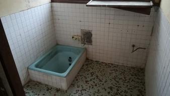 浴室(前)