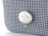 手彫り家紋カフス1